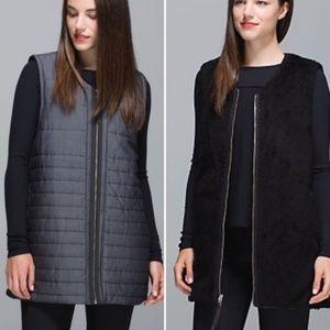 Lululemon Everything She Wants Vest - Size 6 (EUC)